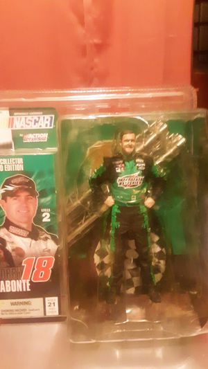 Nascar #18 Bobby Labonte action figure for Sale in Monroe, WA