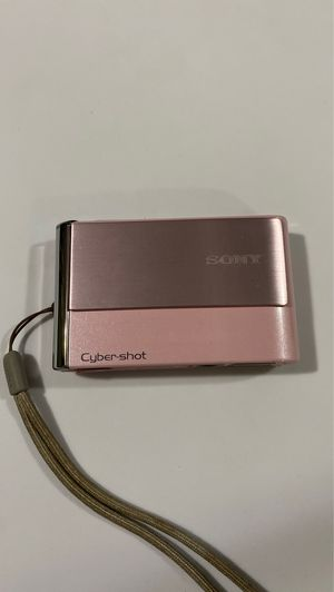 Sony Cyber-Shot Camera DSC-T70 **NO BATTERY & CHARGER for Sale in Garden Grove, CA