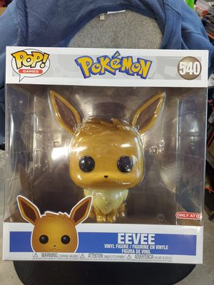 """FUNKO: EEVEE 10"""" (POKEMON) *TARGET EXCL.* for Sale in Blue Bell, PA"""