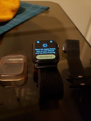 Apple watch series 4 ready to pair for Sale in Seattle, WA