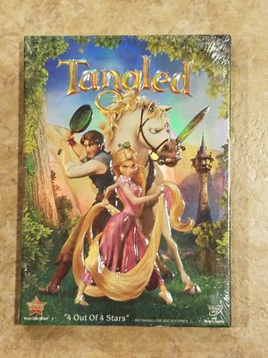 TANGLED PLATINUM DISNEY 2 DVD SET BRAND NEW for Sale in Phoenix, AZ