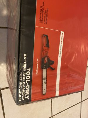 Chainsaw for Sale in Laurel, MD