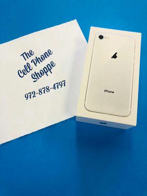 iPhone 8 att tmobile metro cricket bring your sim $299 last one for Sale in Carrollton, TX