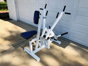 Back Row - Single Arm Back Row - Commercial Grade - Multi Grip - Work Out - Gym Equipment for Sale in Downers Grove, IL