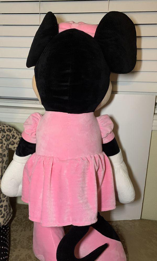 Large Minnie Mouse teddy bear
