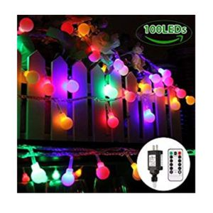 Colorful strings light. New plug in. 44ft 100 led good for party . Decorate your house. for Sale in Silver Spring, MD