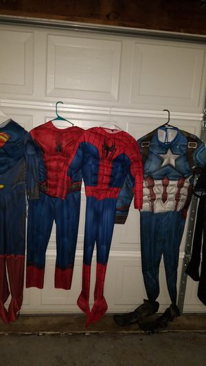 Costumes and mask for Sale in Houston, TX