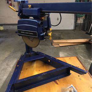 "Sears/Craftsman 10"" Radial Arm Saw for Sale in Stamford, CT"