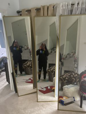 Gold Sliding Mirror Doors for Sale in MD CITY, MD