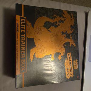 Champions Path Elite Trainer Box New for Sale in Grand Prairie, TX