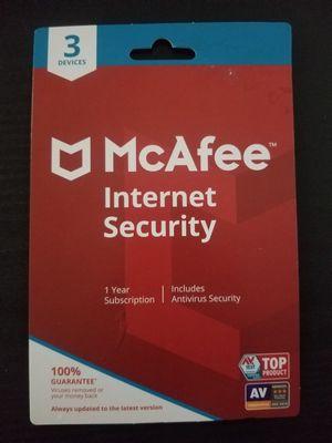 McAfee Internet Security for Sale in Sacramento, CA