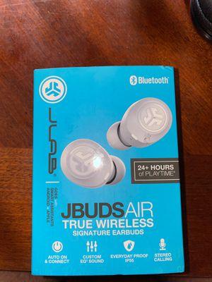 JBUDS Air True Wireless earbuds for Sale in Windsor, CT