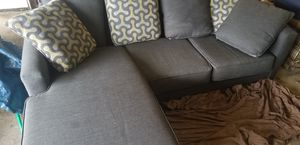L-shaped couch for Sale in Lexington, KY