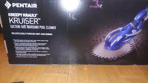 Pentair Kreepy Kruiser Pool vacuum auto cleaner for Sale in Mesa, AZ
