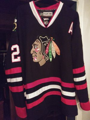 Chicago Blackhawks Duncan Keith Jersey extra large for Sale in Arlington Heights, IL