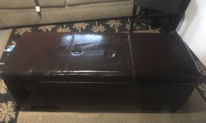 Storage ottoman for Sale in Salt Lake City, UT