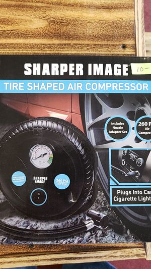New sharper tire shaped air compressor for Sale in Newark, OH