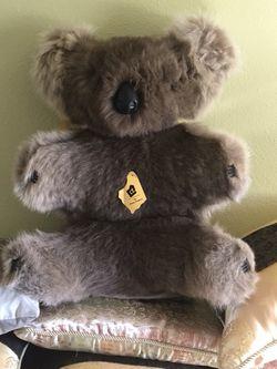 Stuffed Kola Bear for Sale in Renton,  WA