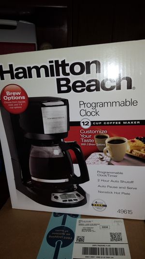 New in box coffee pot for Sale in Philadelphia, PA