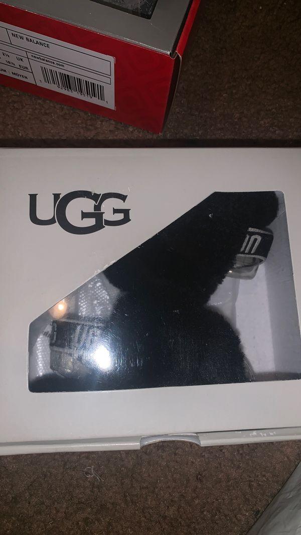 Infant Ugg slides