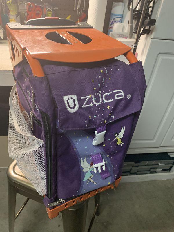 Zuca ice skating bag