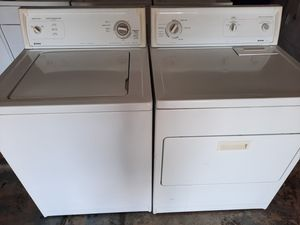 Washer and gas dryer kenmore for Sale in Pumpkin Center, CA