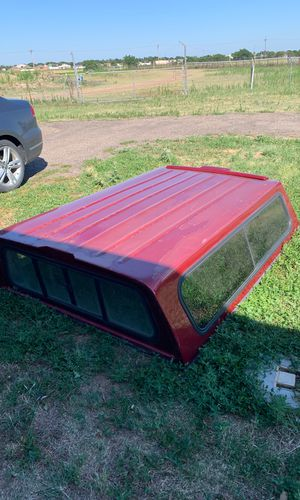 I'm selling camper and bed liner for a Mazda or Ford ranger truck for Sale in Amarillo, TX