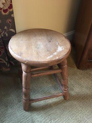 Antique Oak Stool for Sale in LaFayette, GA