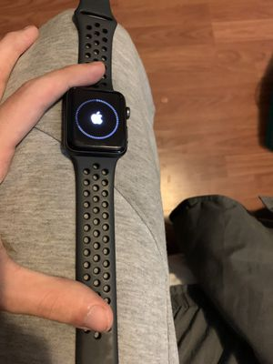 Nike + Apple Watch series 3 42mm for Sale in Endicott, NY