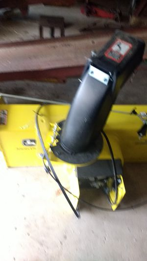 Snowblower model 44 for John Deere tractor for Sale in Midland, PA