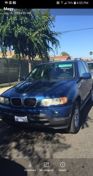 BMW X5 2003 for Sale in Los Angeles, CA