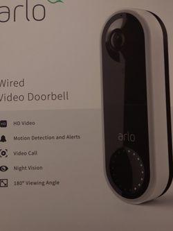 Arlo Wired Video Doorbell for Sale in Scottsdale,  AZ