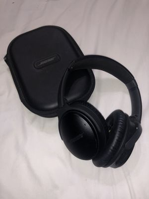 Bose QuietComfort Noise Cancellation Headphones for Sale in Midway City, CA
