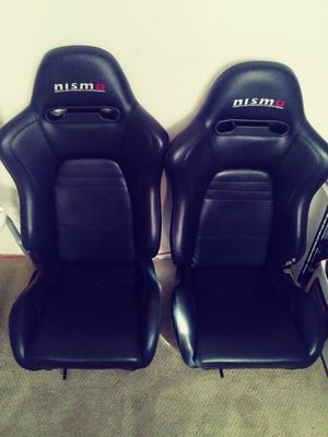 Nismo style seats for Sale in Bloomington, CA
