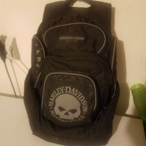 Harley Motorcycle Backpack, Bartender set and boxing equipment for Sale in Dallas, TX