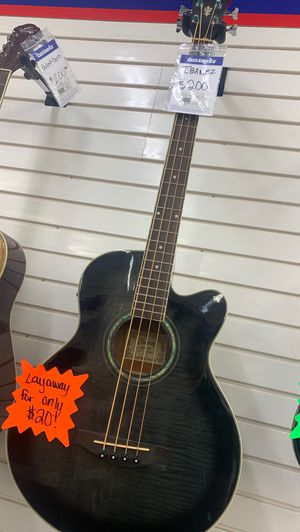 Ibanez Guitar Bass for Sale in Baytown, TX