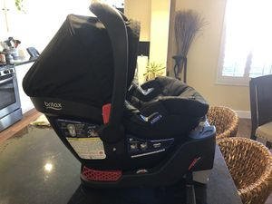 Britax B Safe car seat for Sale in Phoenix, AZ