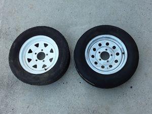 "Trailer 13""wheels for Sale in Buford, GA"