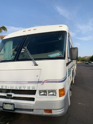 1995 cruisemaster George boy motorhome only with 29k miles. Very good engine. Remote control Generator Kohler confident 5, for Sale in Phoenix, AZ