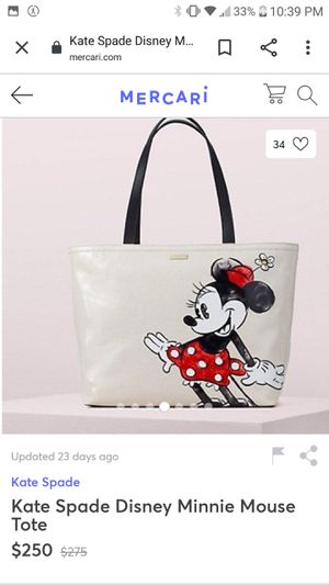 New never used Kate Spade Tote for Sale in Downey, CA