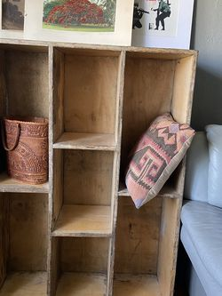 Rustic Vintage Stackable Shelves for Sale in Los Angeles,  CA