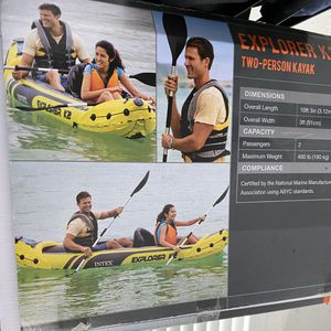 Brand new 2 Person Kayak for Sale in Orlando, FL
