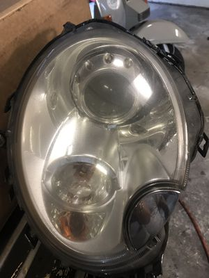 2007-20012 Mini Couper S headlight lamp HID BI-XENON LHD W/NOZZLE BALLAST LEFT for Sale in North Miami Beach, FL