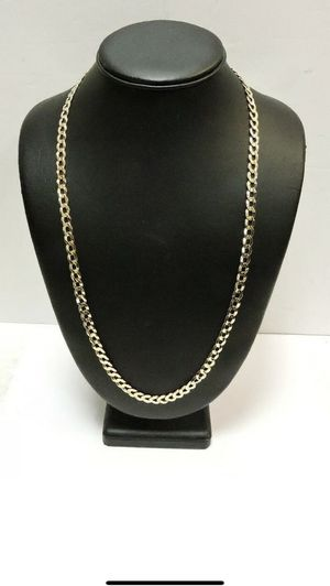 10k Gold Chain 28in 28 grams for Sale in Las Vegas, NV