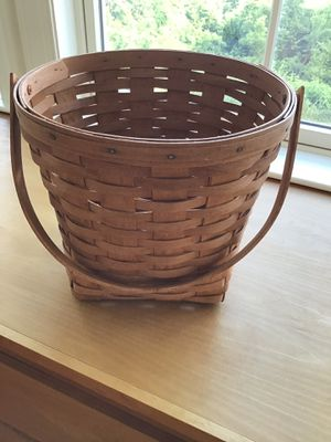 Big Longaberger Measuring Basket from a clean, non-smoking, pet-free home for Sale in York, PA