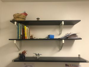 Three ikea shelves for Sale in Los Angeles, CA