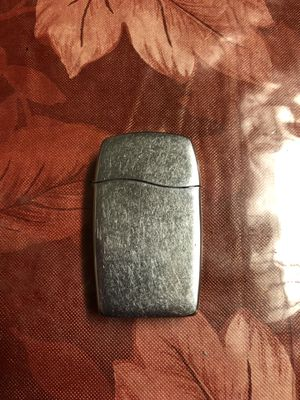 Blu butane Zippo lighter for Sale in Lakewood, OH