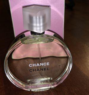 Chanel Chance Fragrance 3.4oz for Sale in Kirkland, WA