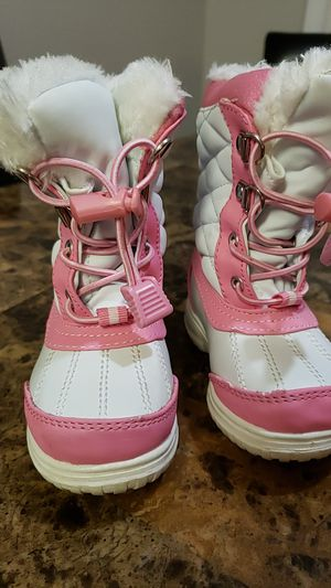 Girl snow boots for Sale in Stockton, CA