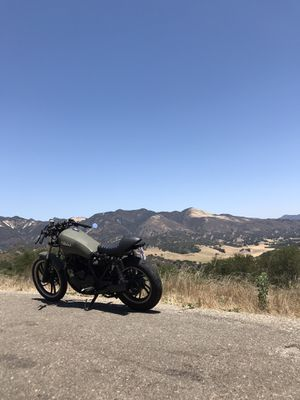 1983 Yamaha cafe racer for Sale in Pismo Beach, CA